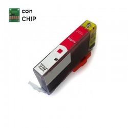 INKPIU HP N.364 MAGENTA COMP. CON CHIP