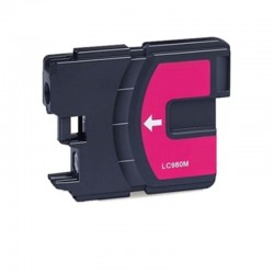 INKPIU LC-980 MAGENTA BROTHER COMPATIBILE NON ORIGINALE