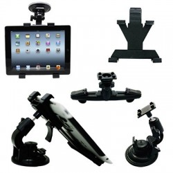 "KIT SUPPORTO PER TABLET DA AUTO 7""-10"" UNIVERSALE WIMITECH"
