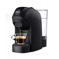 Macchinetta Caffè Lavazza a Modo Mio Nero Tiny 1450 W 0.75 Litri