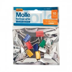 MOLLE 19 mm 10 PZ COLORATE IN BUSTA Nikoffice