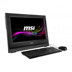 """MSI ALL IN ONE 18,5"""" 1037Y RAM 4GB HD500GB FREE DOS"""