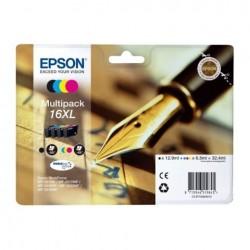 MULTIPACK EPSON C13T16364010 BK-C-M-Y XL ORIGINALE