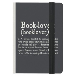 MY NOOTEBOOK TACCUINO A RIGHE SMALL-BOOK LOVER