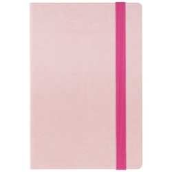 MY NOTEBOOK LEGAMI TACCUINO MEDIUM A QUADRETTI ROSA