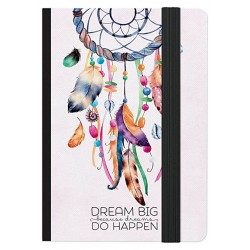 MY NOTEBOOK TACCUINO A RIGHE SMALL-DREAM BIG
