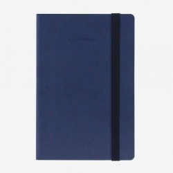 MYNOTEBOOK LEGAMI TACCUINO MEDIUM A RIGHE BLU