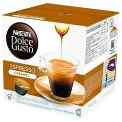 NESCAFE' DOLCE GUSTO ESPRESSO CARAMEL CAFFE' 16 CAPSULE