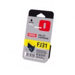 CARTUCCIA ORIGINALE OLIVETTI FJ31 NERO INK-JET B0336
