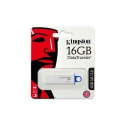 PEN DRIVE KINGSTON USB 16GB 2.0/3.0/3.1 DATA TRAVEL G4
