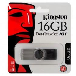 PEN DRIVE KINGSTON USB 16GB DT 101 USB 2.0