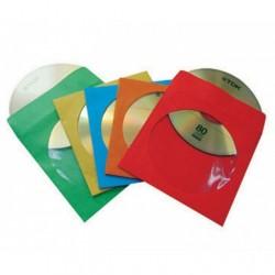 PORTA CD CARTA 100 PZ