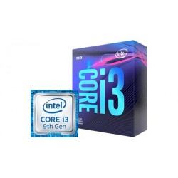 PROCESSORE CPU INTEL CORE I3 9100F LGA1151 3.6GHZ 6MB