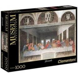 PUZZLE IL CENACOLO 1000 PEZZI MUSEUM LEONARDO