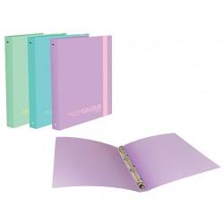 Quaderno ad Anelli 1,5cm Arda Pastel Keepcolour