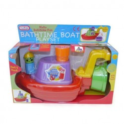 BARCA PLAYSET BATHTIME FUNE TIME 12+