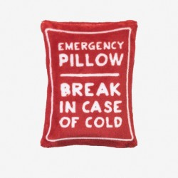 SCALDAMANI LEGAMI EMERGENCY PILLOW SOS WINTER