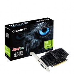 SCHEDA VIDEO GIGABITE GT710 2GB GDDR5 64BIT