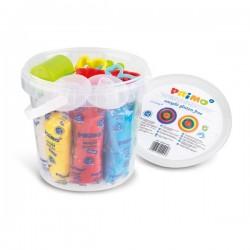 Secchiello Easydo' da 10 colori con Formine e Mattarello Senza Glutine Primo Morocolor