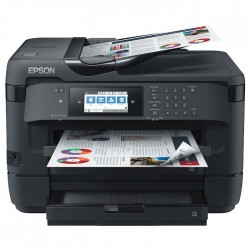 STAMPANTE EPSON WF-7720DTWF 4IN1 A3  2 CASSETTI
