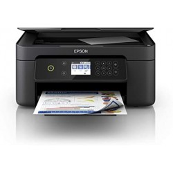 Stampante Epson XP-4100 Multifunzione 3in1 Display Touch Wifi