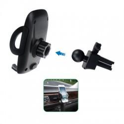 Supporto auto universale per Smartphone e navigatore Wimitech SAU-21