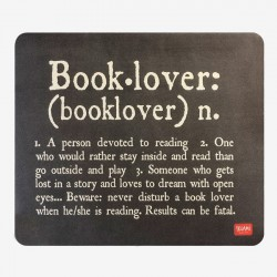 TAPPETINO MOUSE LEGAMI BOOKLOVER