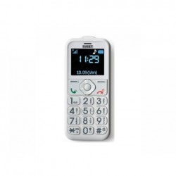 TELEFONO GSM DUAL BAND CON TASTI E CARATTERI GRANDI E TASTO SOS