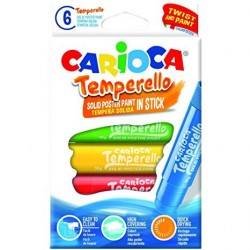 Temperello Carioca scatola da 6pz