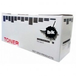 TONER EPSON C1700 BK NERO RIGENERATO NO OEM S050614