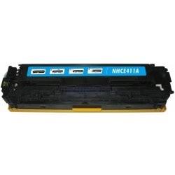 TONER HP CE411X 305A CIANO 2,6K RIGENERATO