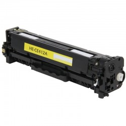 TONER HP CE412X 305A YELLOW 2,6K RIGENERATO