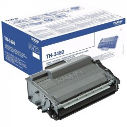 TONER ORIGINALE BROTHER TN-3480 8.000PAG