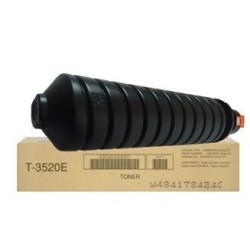 TONER TOSHIBA T-3520E ORIGINALE E-STUDIO 350 450 352 452 675gr