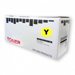 TONER XEROX 6125 106R01333 YELLOW RIGENERATO