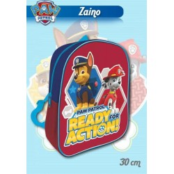 ZAINO ASILO PAW PATROL CM30X8X25