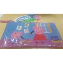 ASTUCCIO PEPPA PIG ROSA BUSTINA 1 ZIP