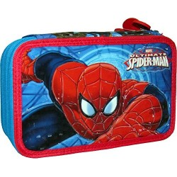 ASTUCCIO SPIDERMAN 3 ZIP 3D