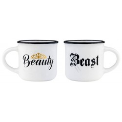 ESPRESSO FOR TWO - COFFEE MUG - BEAUTY & BEAST