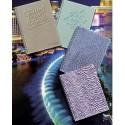 Quaderno Maxi Spiralato Tinta Unita Glamour A4 70 fg 1 Rigo