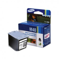 CARTUCCIA ORIGINALE SAMSUNG INK-M40 NERO
