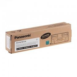 TONER PANASONIC KX-FAT430X BK NERO ORIGINALE