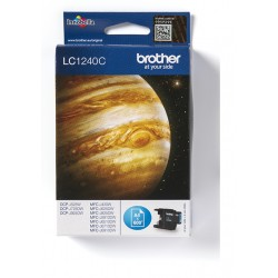 CARTUCCIA BROTHER LC-1240 CIANO ORIGINALE