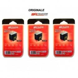 3 CARTUCCE ORIGINALE OLIVETTI PER TELECOM PEGASO MEMO / RAFFAELLO SMS M2209 / 705099