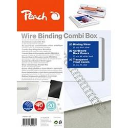 BOX COMBO PW064-07PEACH COVER RILEG