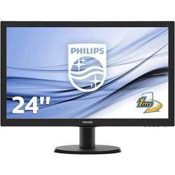 Monitor Philips 24'' hdmi 1ms Full-Hd