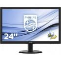 Monitor Philips 24'' hdmi 1ms Full-Hd