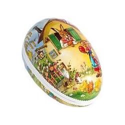 Box contenitore uovo piccolo 30 cm uova di pasqua per sorprese personalizzate, da riempire