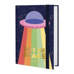 Agenda 16 Mesi Giornaliera - Medium - 2020/2021 Space Legami