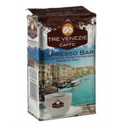 Caffè macinato 250 gr Caffè Tre Venezie Espresso Bar